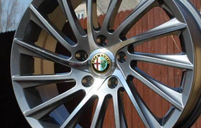 Alfa GT felni
